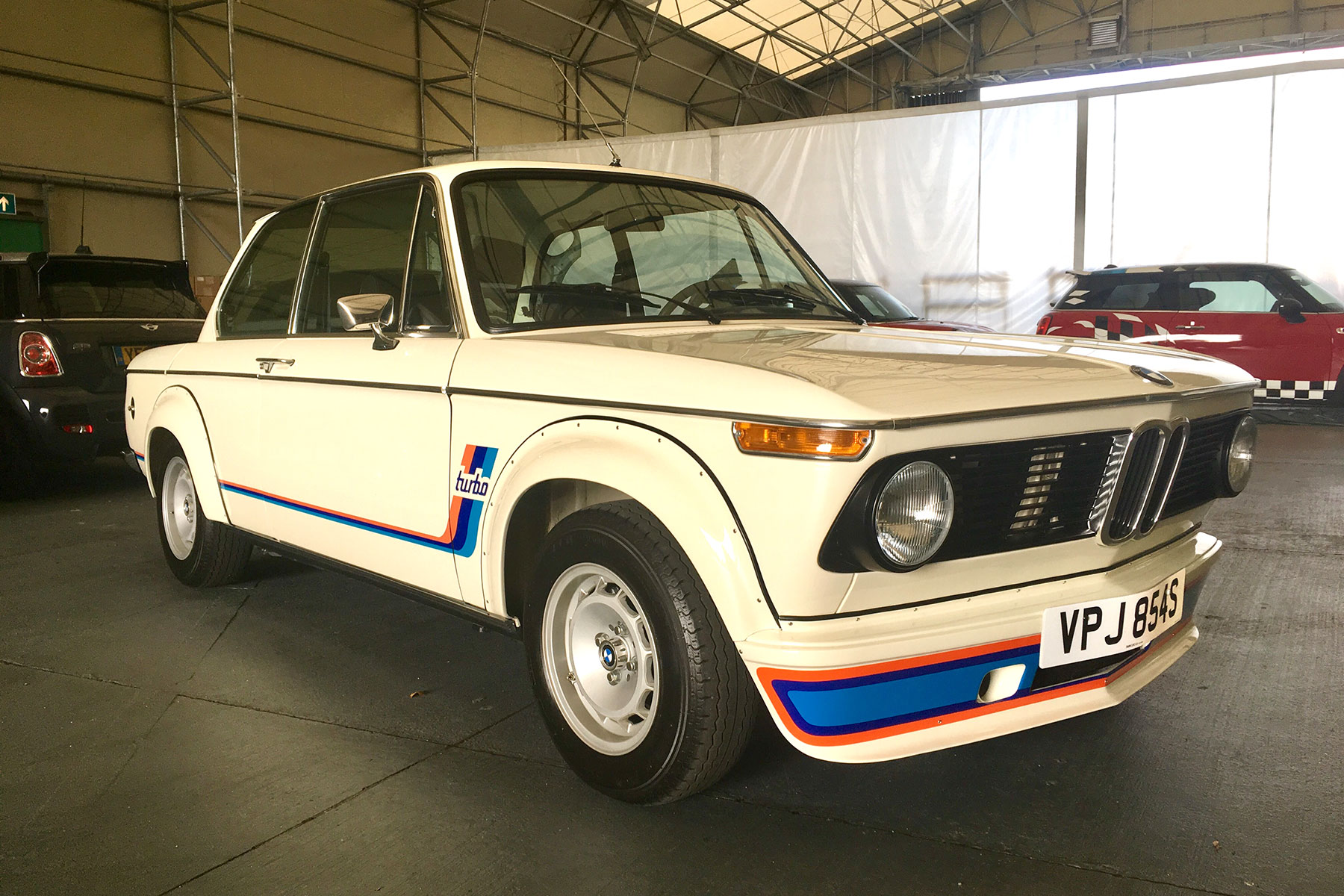 Inside BMW's jaw-dropping heritage car collection