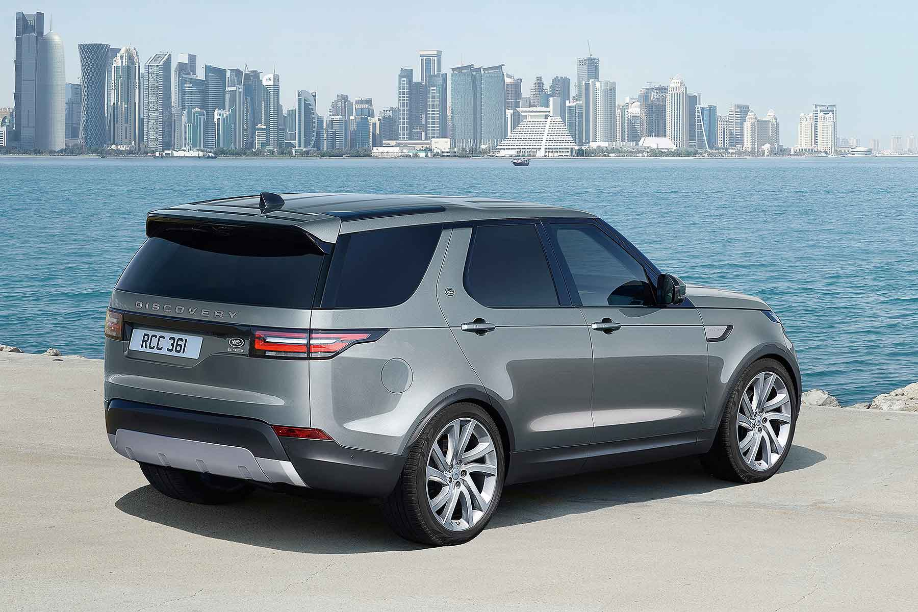 Land Rover Discovery Commercial Revealed The Vat Free Disco Van For