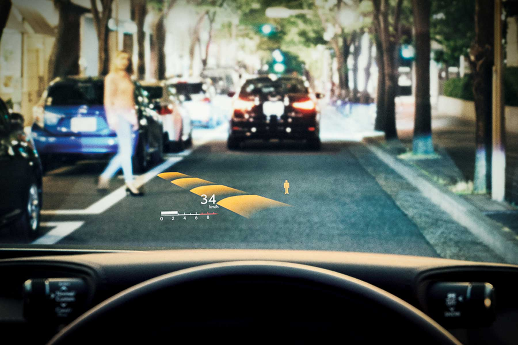 New Lexus Ls Has The World S Largest Head Up Display Motoring Research
