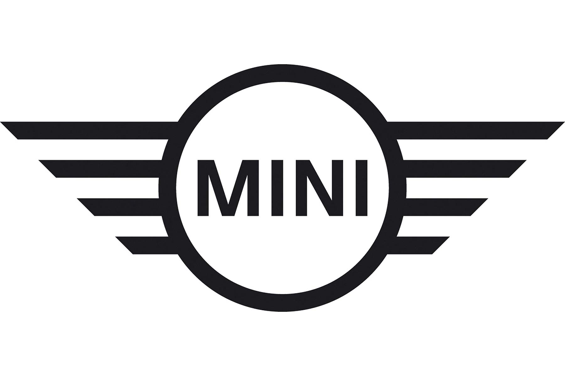 mini is getting a new logo for 2018 motoring research. Black Bedroom Furniture Sets. Home Design Ideas