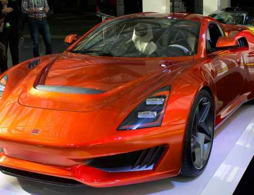 Saleen speeds into new territory with the S1
