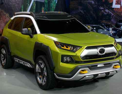 Is Toyota's beefy cute ute concept taking aim at Jeep?