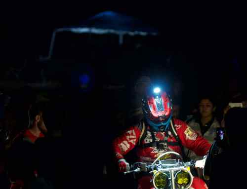 Smoke, spiders, and sand: behind the scenes at the Baja 1000