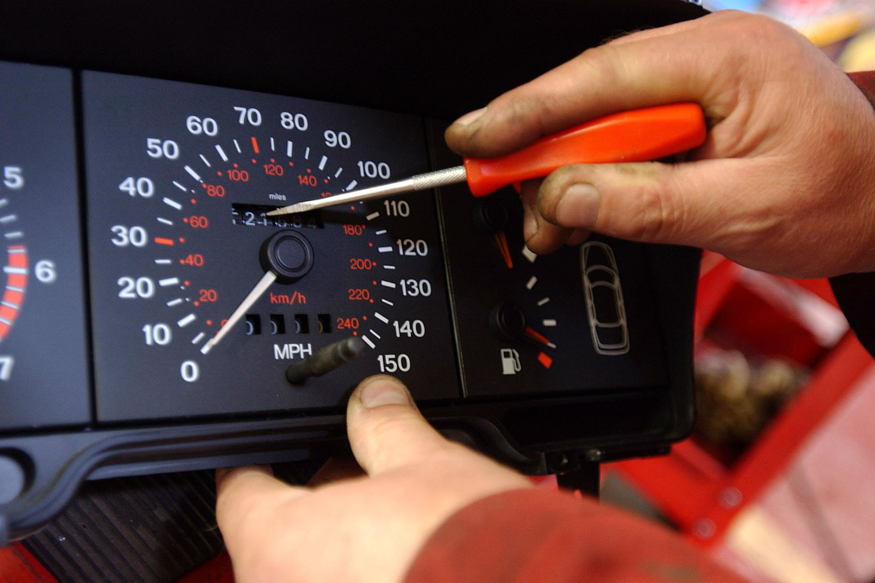 Dealers warned of 'car clocking crisis' - and customers are to blame