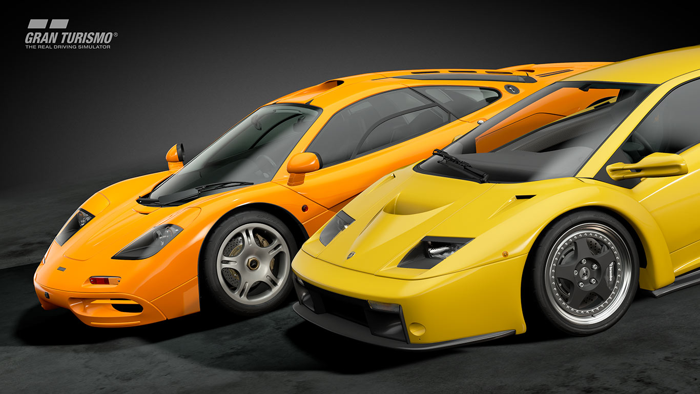 Gran Turismo Sport Car Sounds