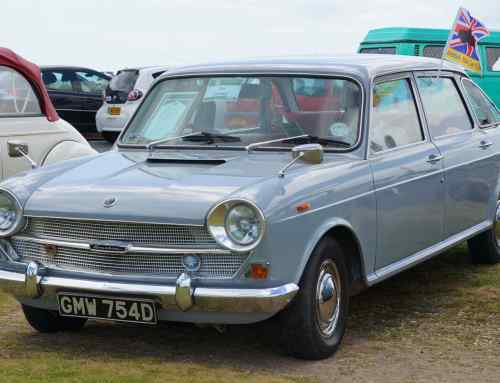 Austin 1800: the 'big Mini' that helped break the British car industry