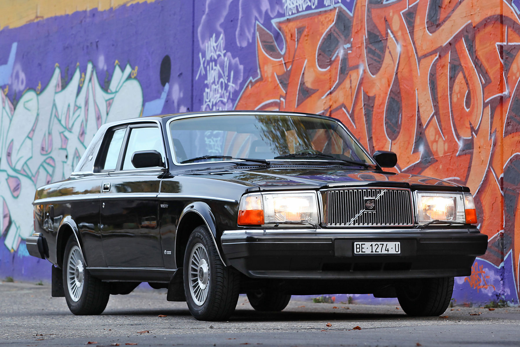 David Bowie's Volvo 262C Bertone Coupe makes £160,000 at auction