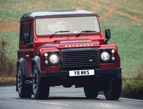 This Land Rover Defender V8 will cost you £150,000