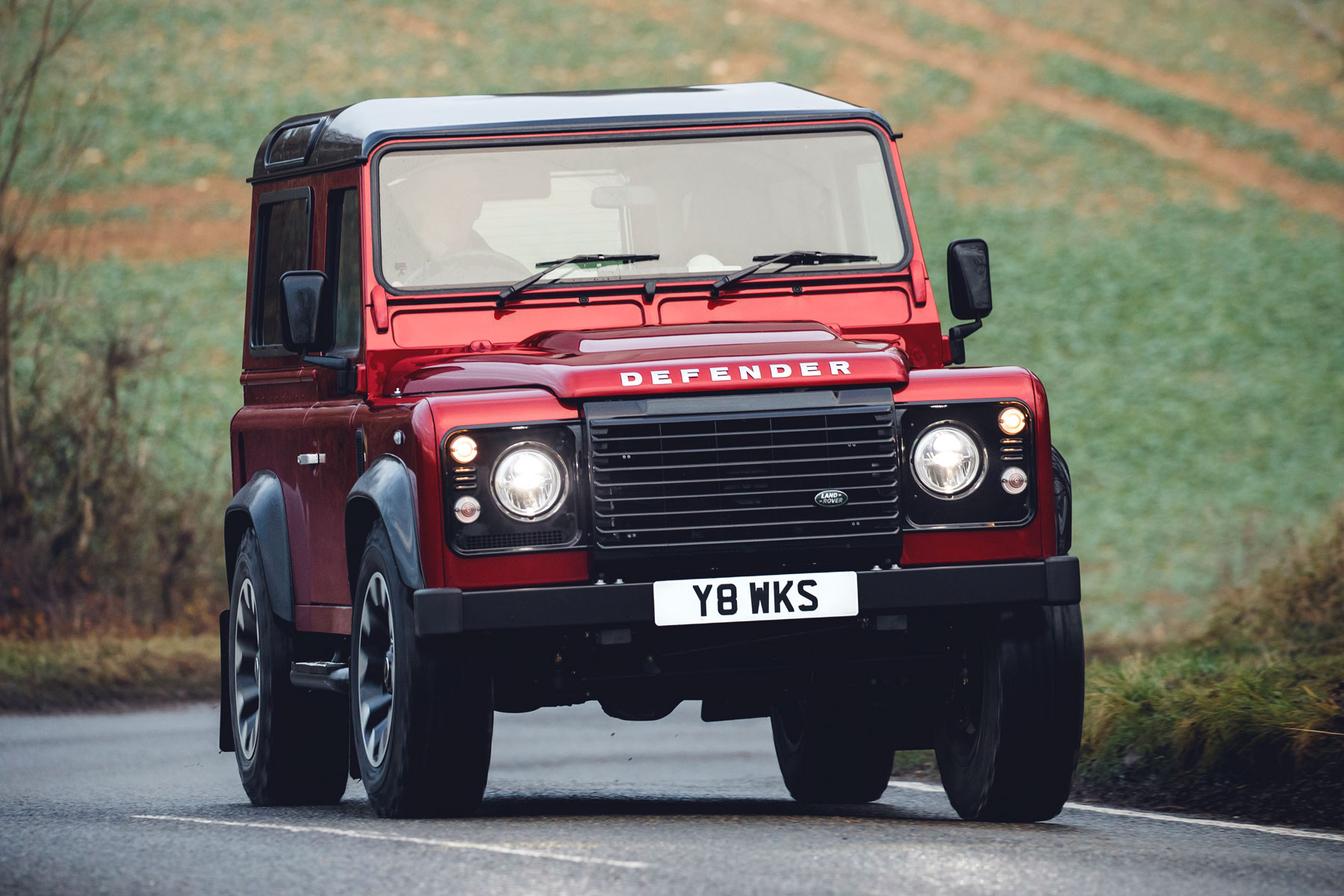 this land rover defender v8 will cost you 150 000. Black Bedroom Furniture Sets. Home Design Ideas
