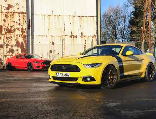 Mustang showdown: behind the scenes at the Velgen Society UK