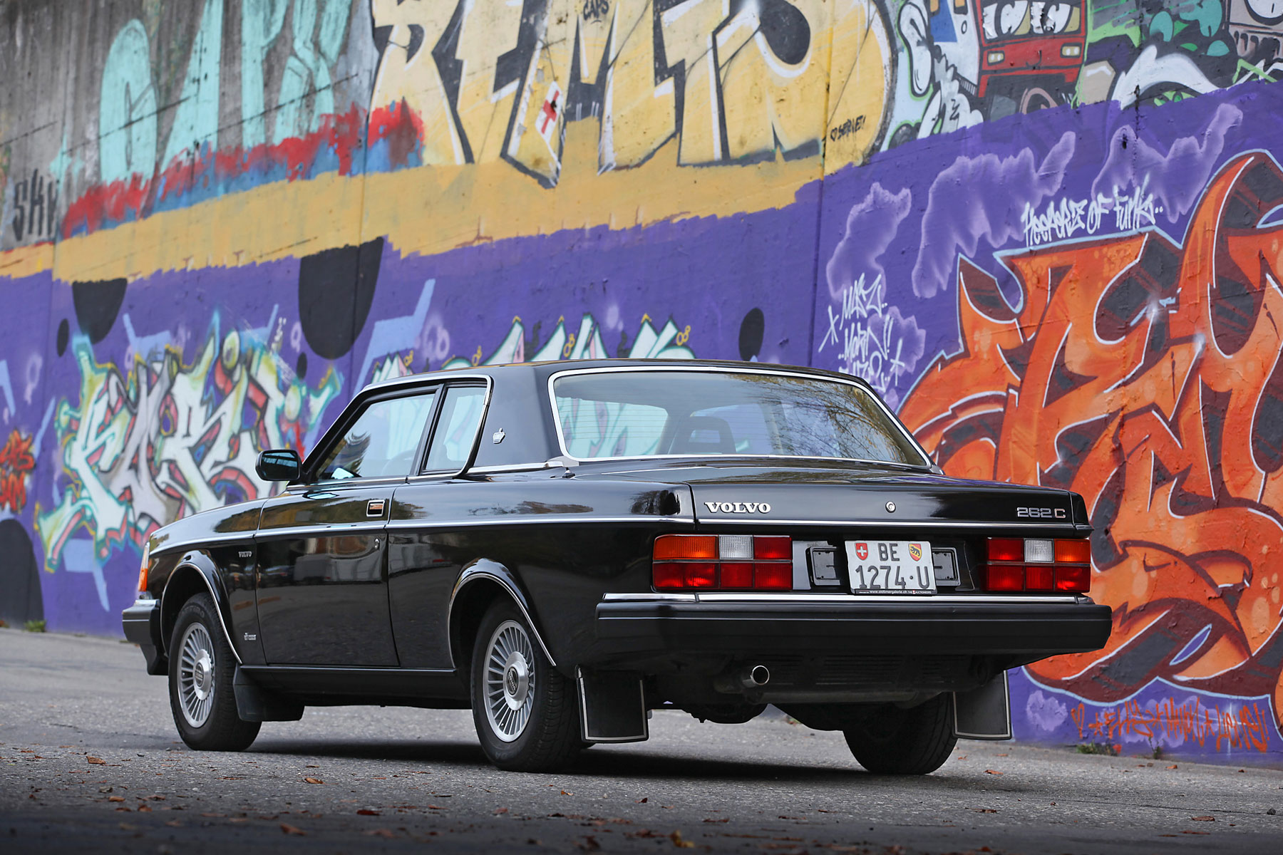 David Bowie's Volvo 262C Bertone Coupe makes £160,000 at auction | Motoring Research