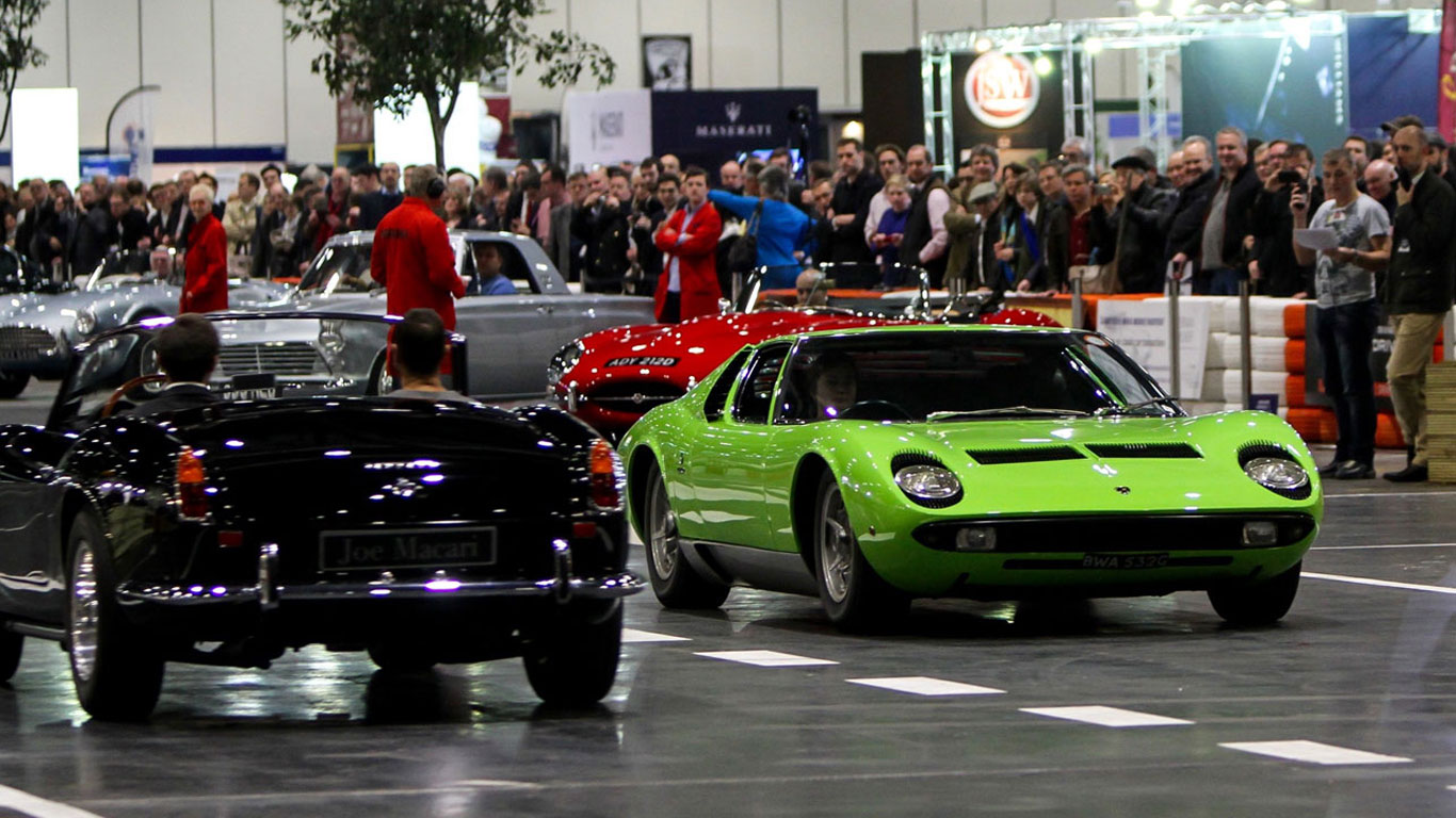 The Mustvisit Events For Car Enthusiasts In Motoring Research - Car show tickets 2018