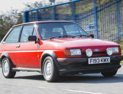 Ford Fiesta XR2 review: the hot hatch we'd choose over a 205 GTI