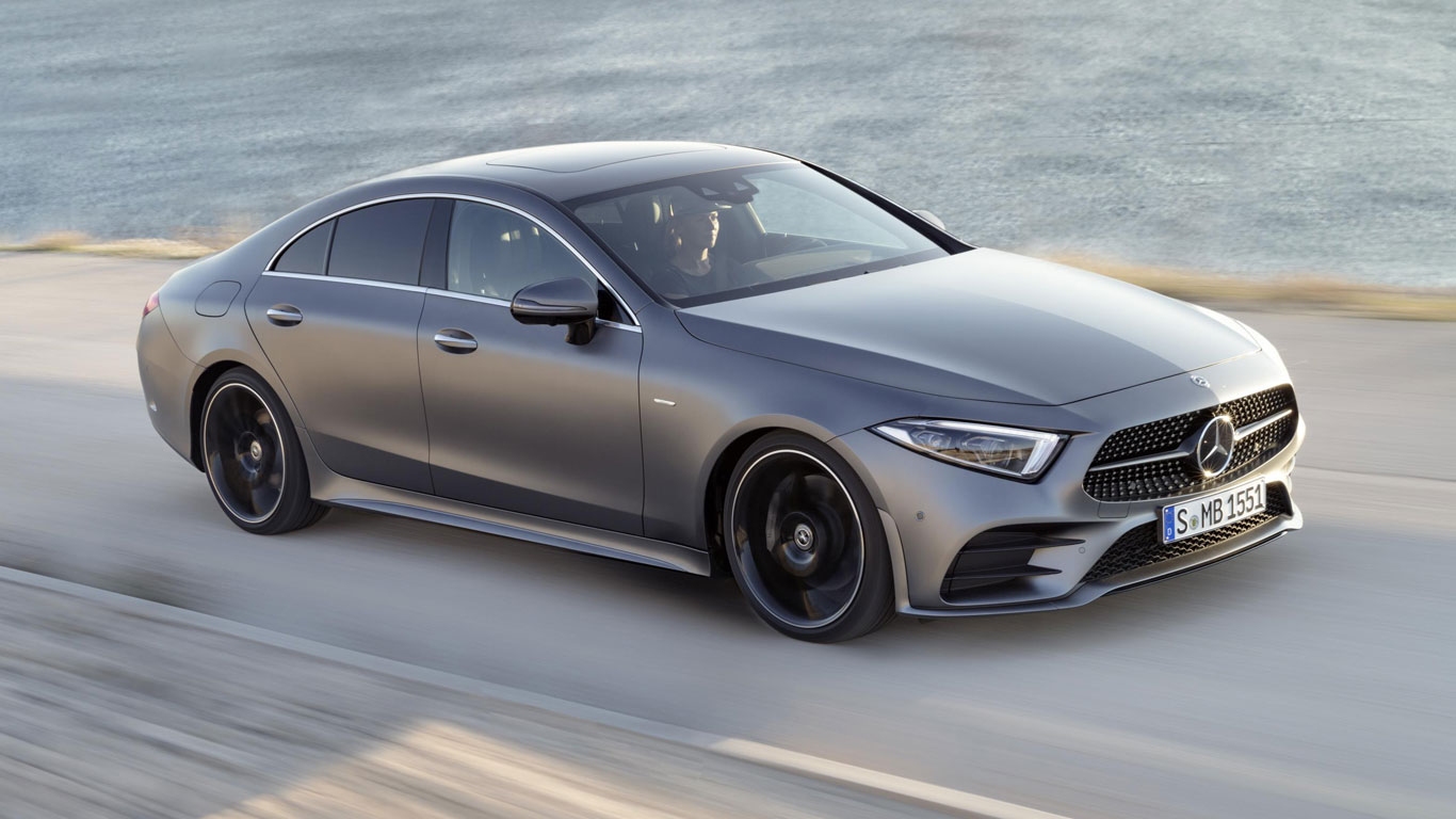 Mercedes-AMG CLS 53 | Motoring Research
