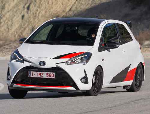 Yaris GRMN review: on-track in Toyota's hardcore hatch
