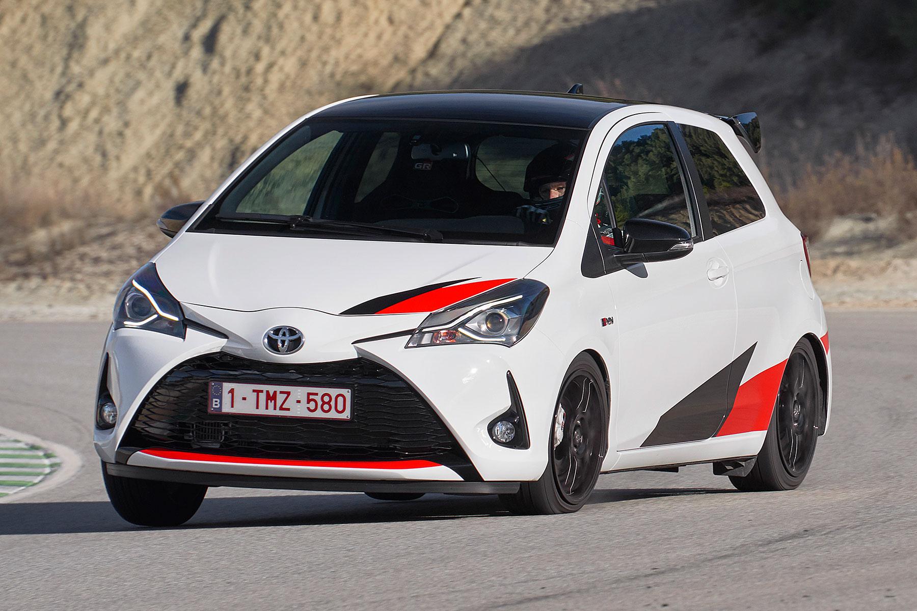 cfba9cc5abf4 Yaris GRMN review  on-track in Toyota s hardcore hatch