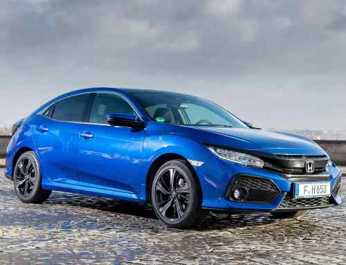 2018 Honda Civic i-DTEC diesel first drive review: this diesel's no weasel