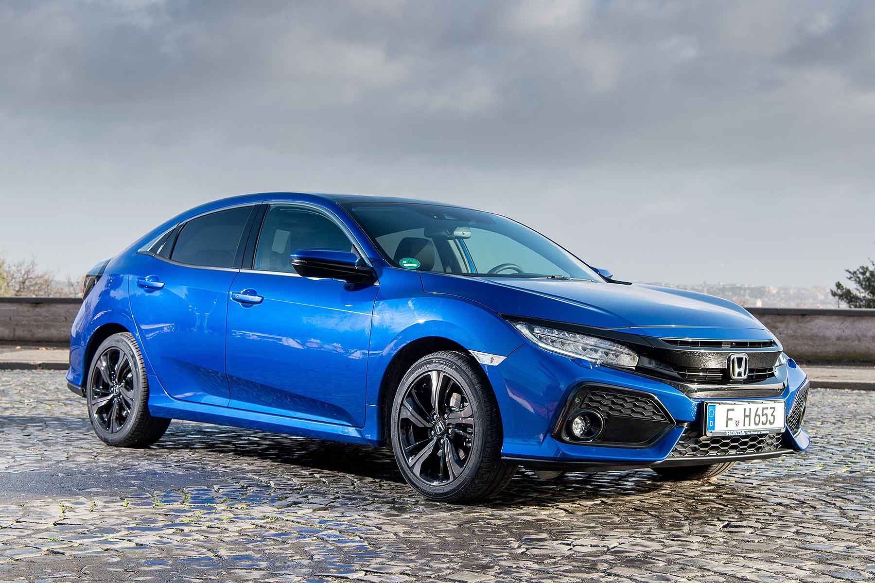 New Honda Civic Diesel 2018 >> 2018 Honda Civic I Dtec Diesel First Drive Review This Diesel S No