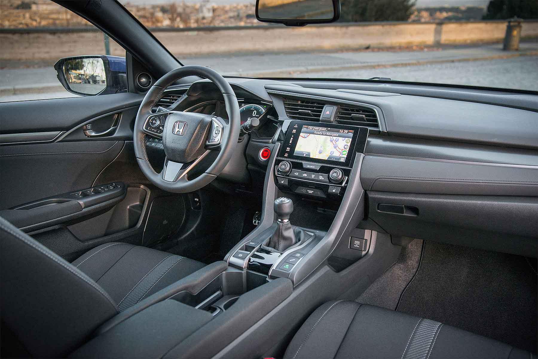 2018 Honda Civic i-DTEC diesel