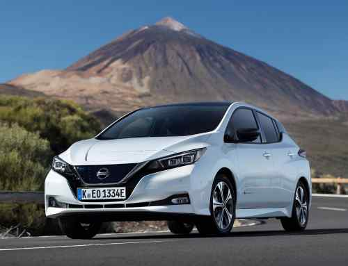Nissan Leaf 2018 first drive review: take that, Tesla