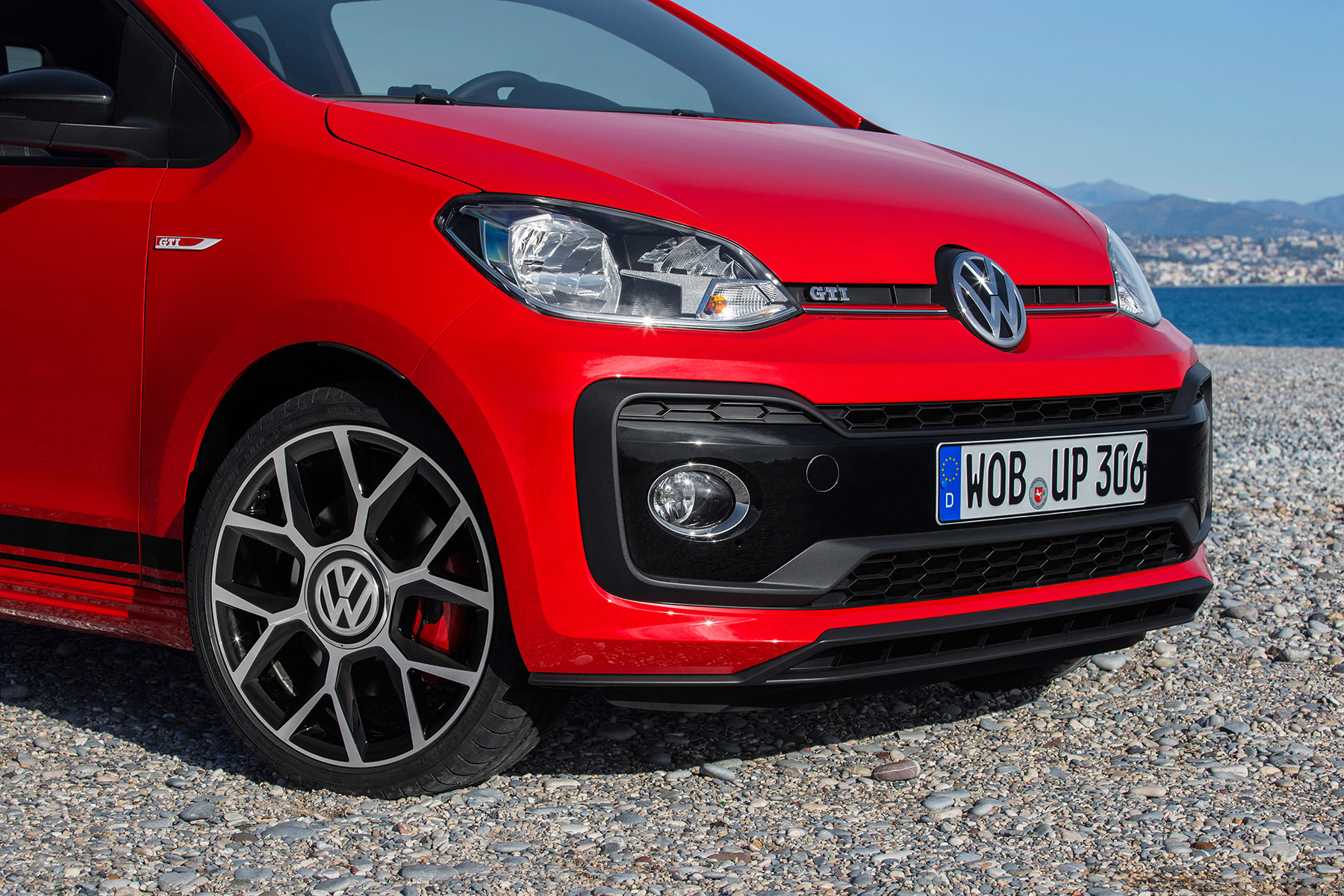 2018 volkswagen up gti first drive an antidote to the. Black Bedroom Furniture Sets. Home Design Ideas