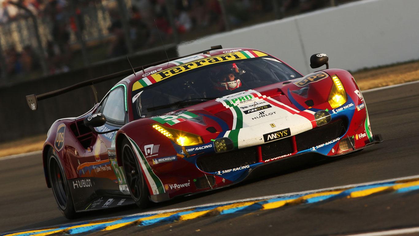 24 Hours of Le Mans, France (16 - 17 June)