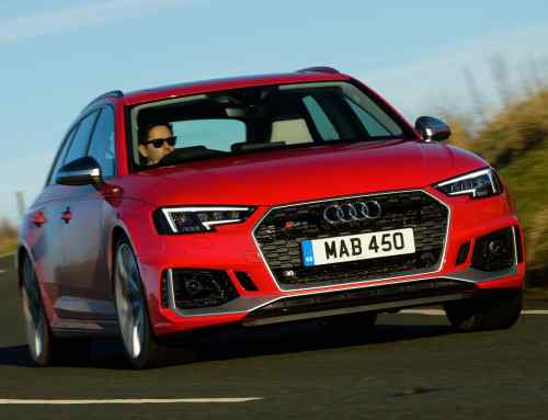 2018 Audi RS4 Avant review: the 174mph family estate