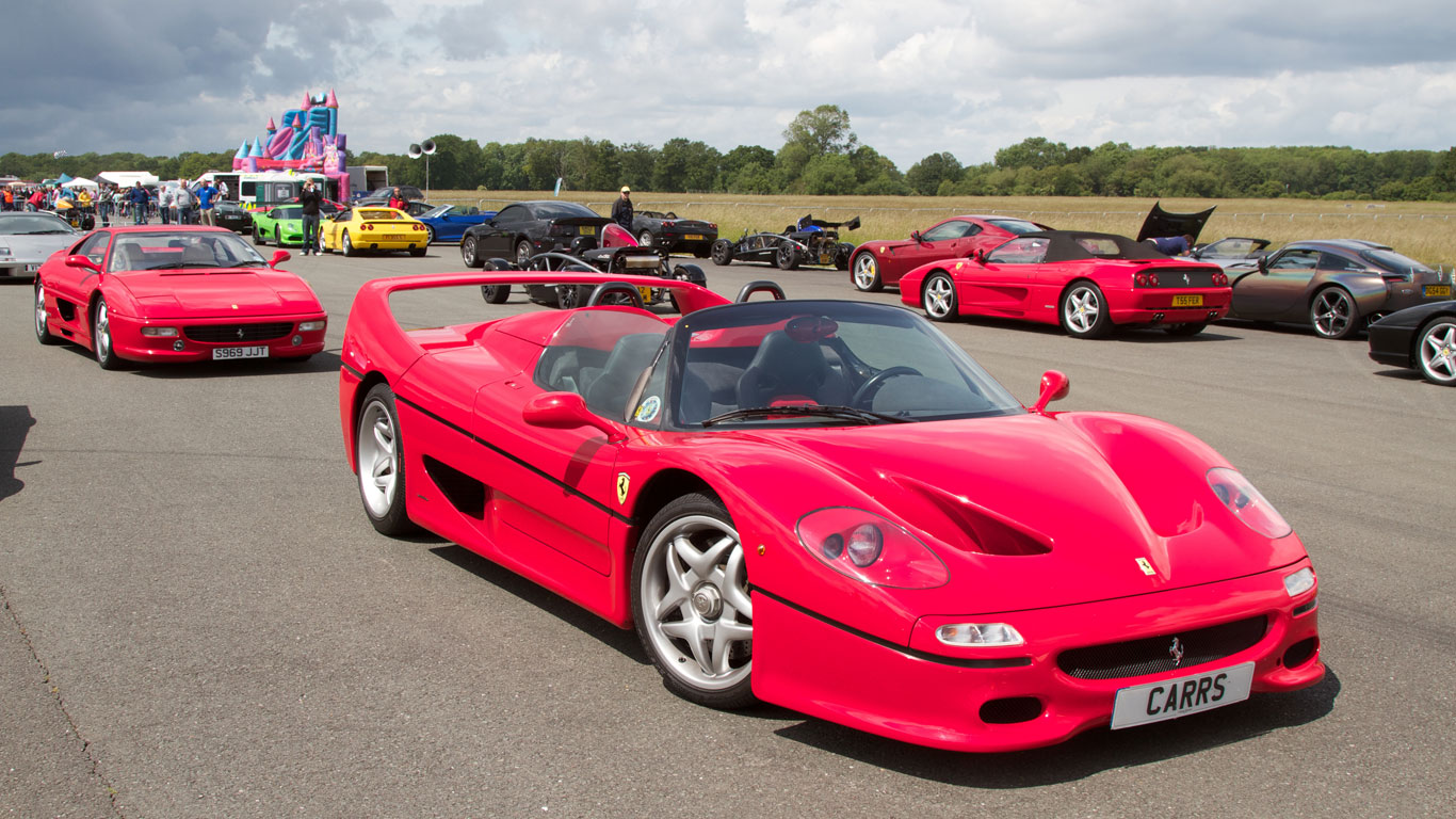 The Supercar Event, Dunsfold (7 - 8 July)