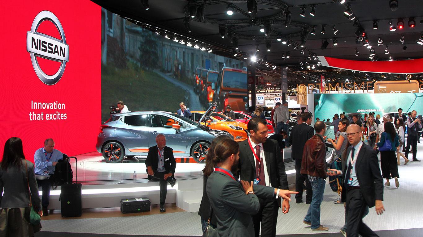Paris Motor Show (4 - 14 September)
