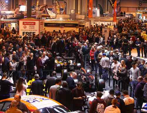 How to do Autosport International