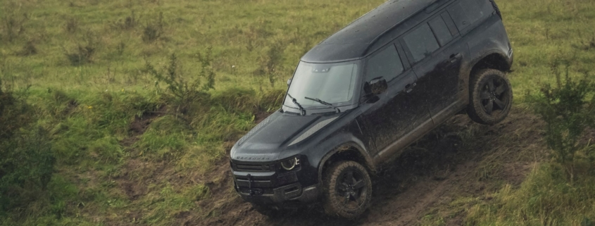 Land Rover Defender No Time To Die