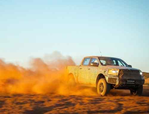 Ford announces Raptor version of Ranger – in Australia