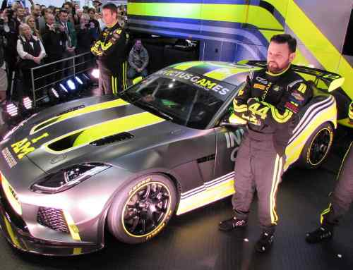 Ex-servicemen to race Jaguar F-Type GT4 in British GT Championship