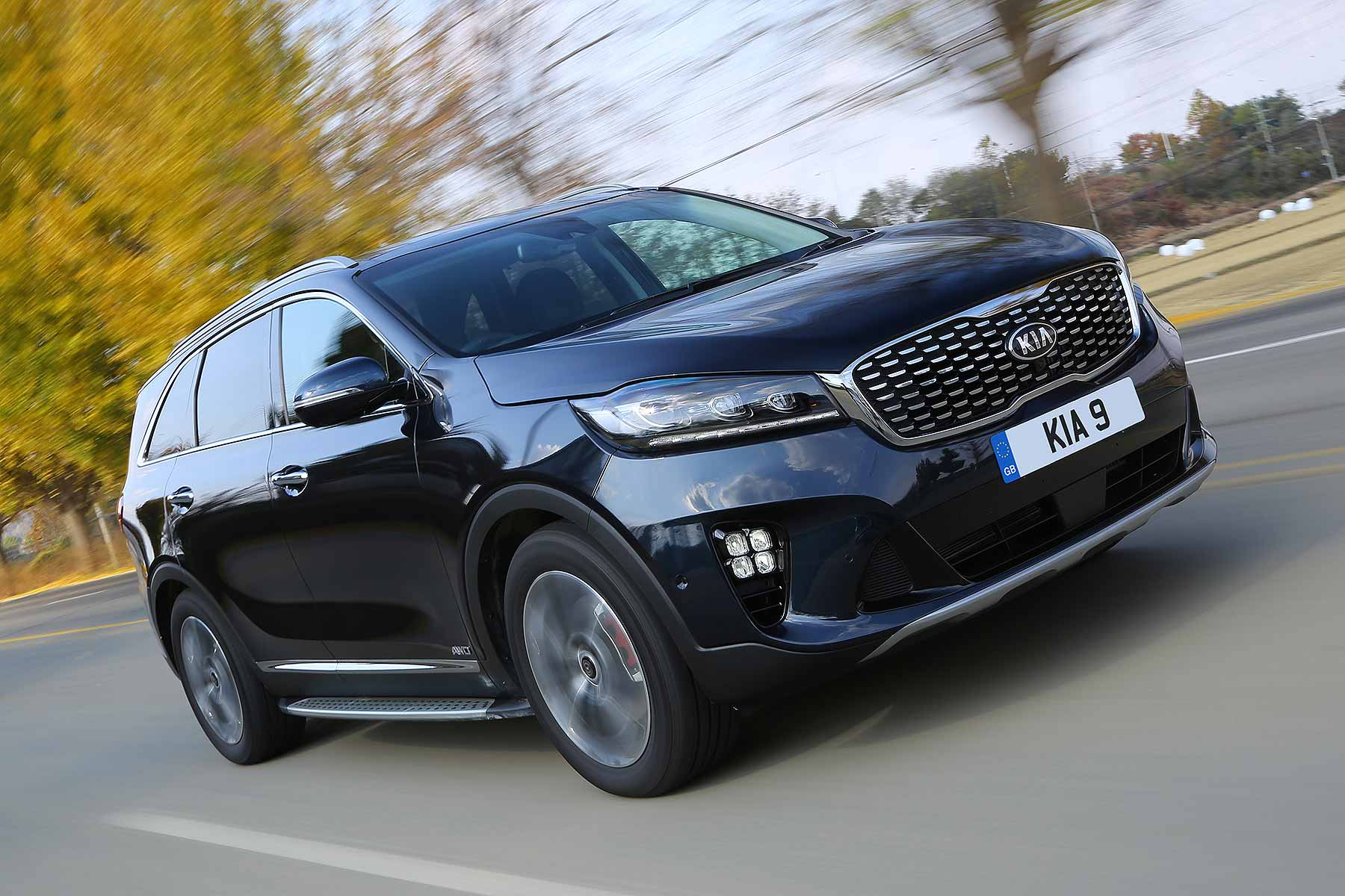 kia adds sporty gt line models to its sorento suv seven seater motoring research. Black Bedroom Furniture Sets. Home Design Ideas