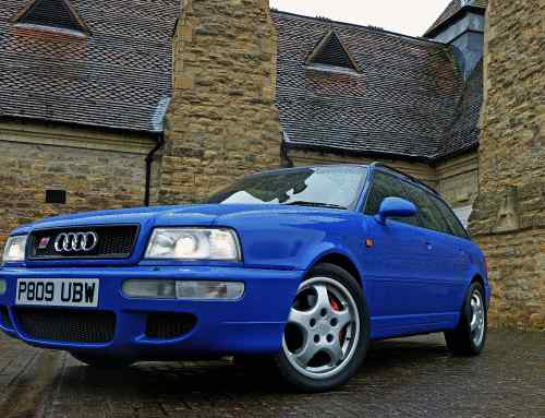 Audi RS2 review: driving the original 'practical Porsche'