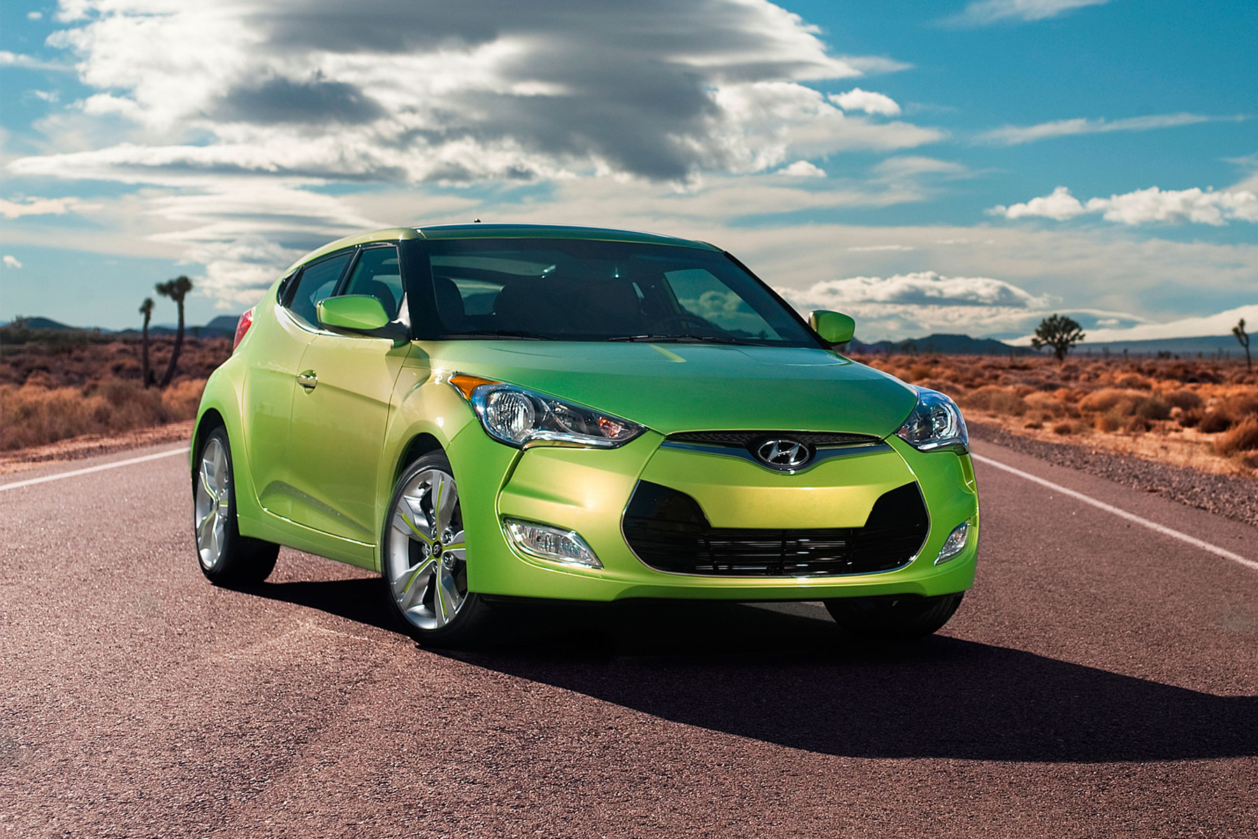 N For No The Hyundai Veloster Is Not Us Two Door Car Mk1