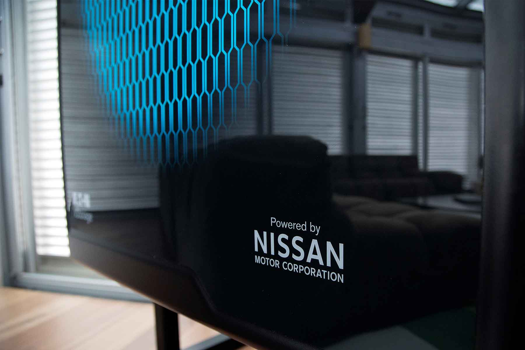 Nissan electric ecosystem