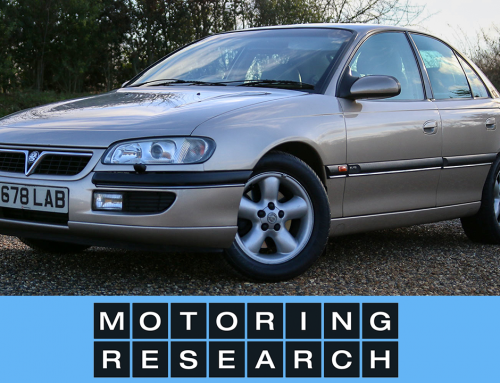 1997 Vauxhall Omega video review
