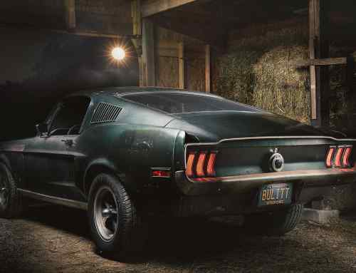 Could the original Mustang Bullitt become a $4 million car?