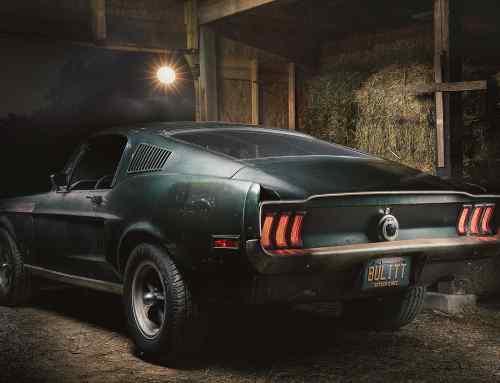 Could the original Mustang Bullitt become a $4 million car?