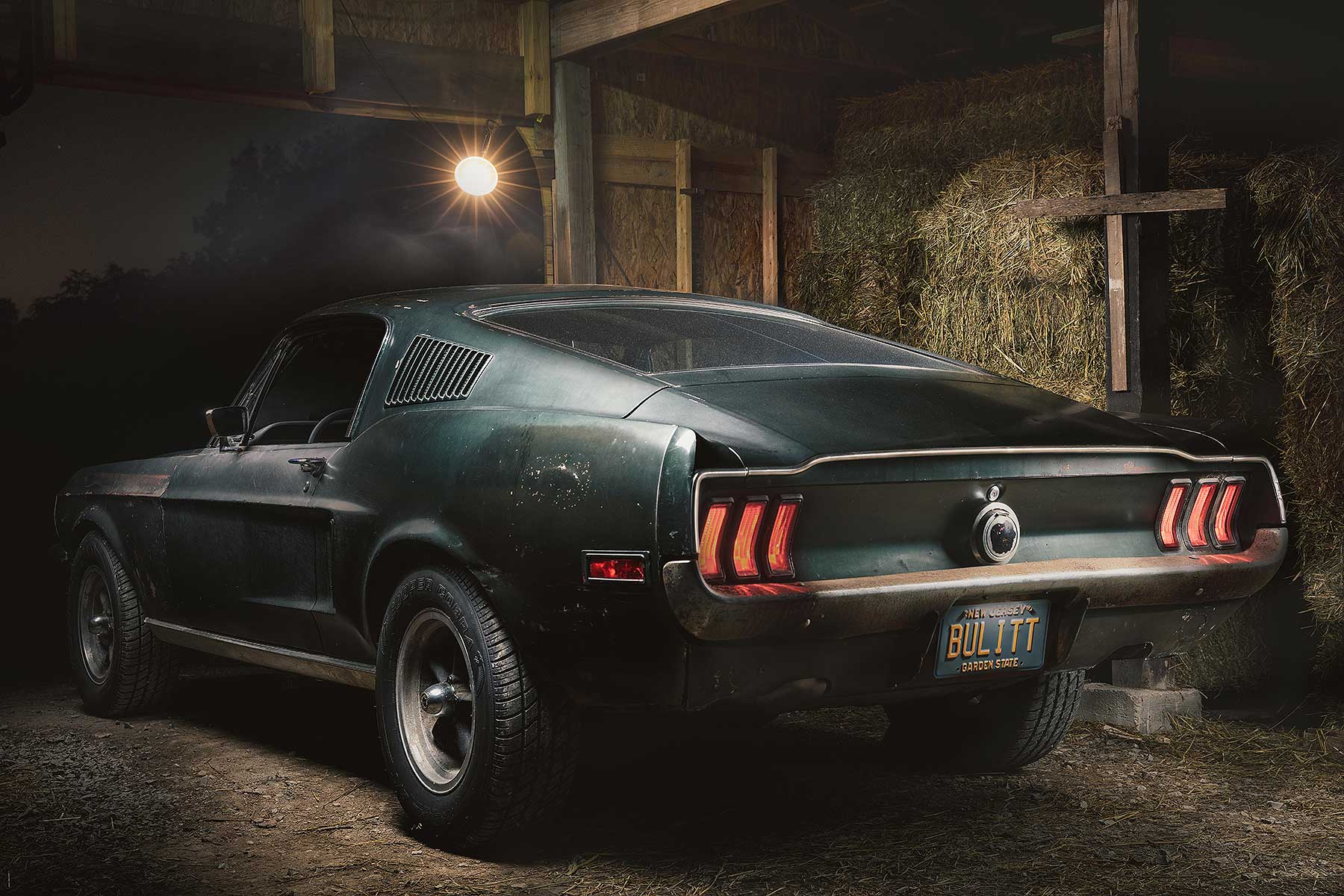 Could The Original Mustang Bullitt Become A 4 Million Car