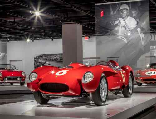 In pictures: inside America's best car museum