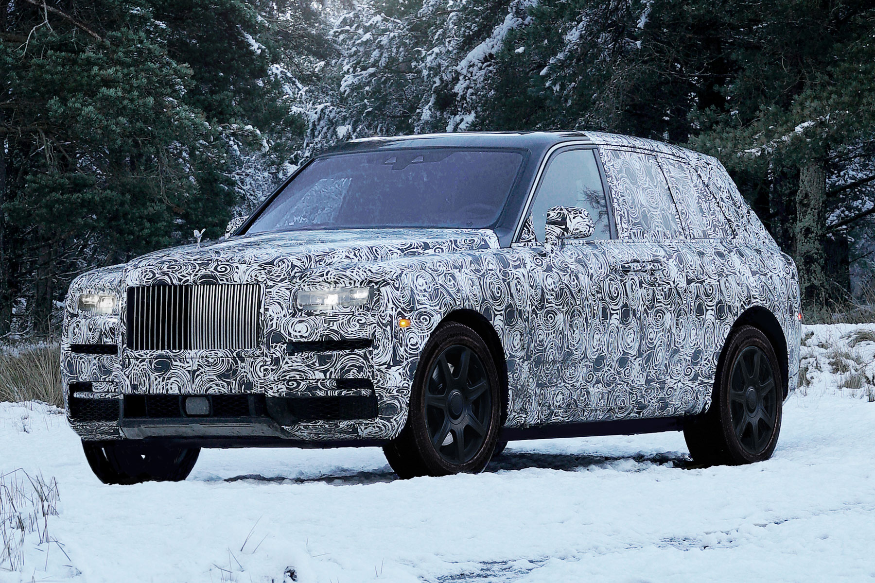Watch Rolls Royce Just Teased The Don Of Driverless Cars video