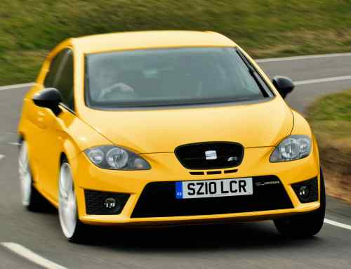 Mk2 Seat Leon Cupra R review: driving a bargain hot hatch