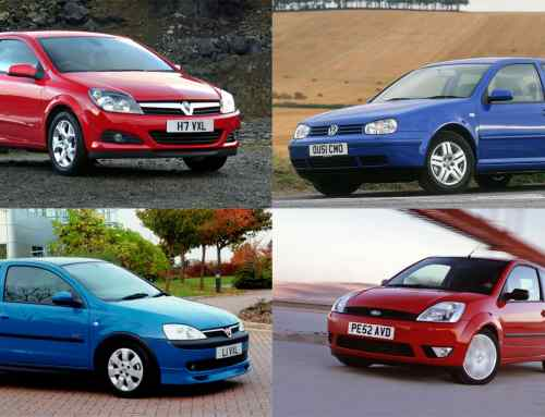 Revealed: the cars most likely to be off the road