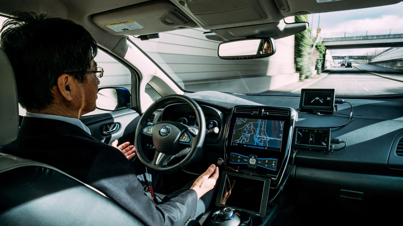 Driving to an autonomous future