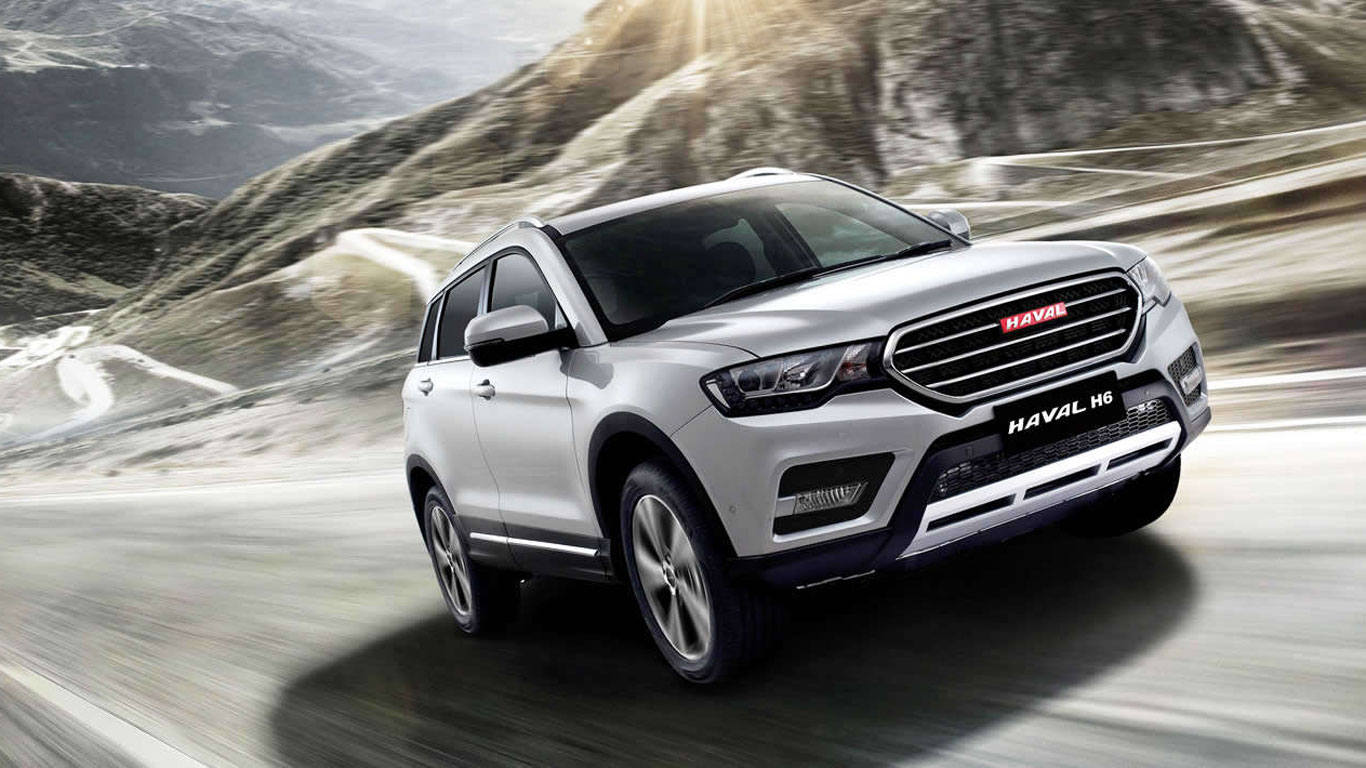 The Haval H6 Is The Best Selling SUV In China, A Position It Has Held Every  Year Since 2013. Registrations Are Down 12.4 Percent, Which Could Suggest  That ...