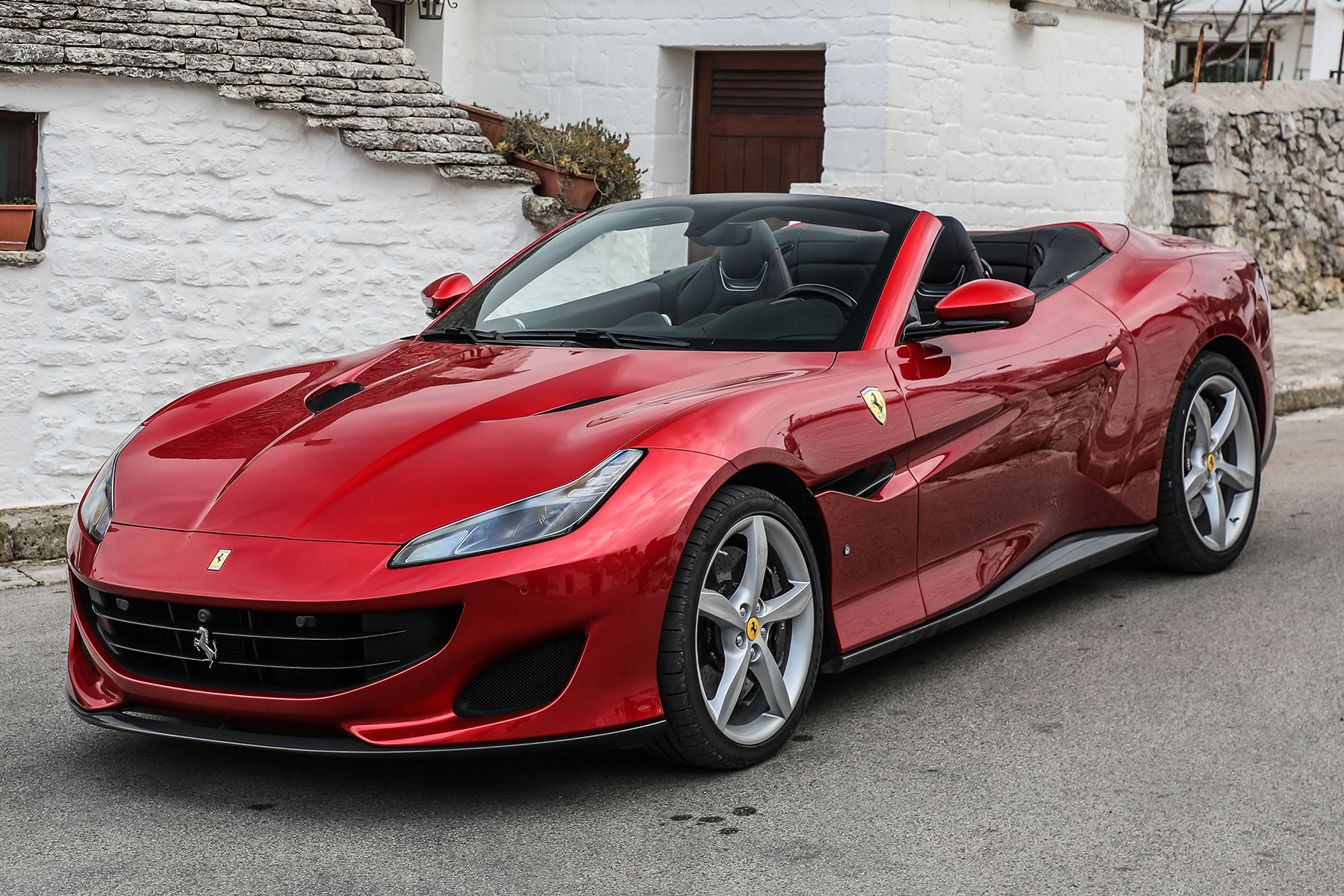 2018 Ferrari Portofino First Drive The Entry Level