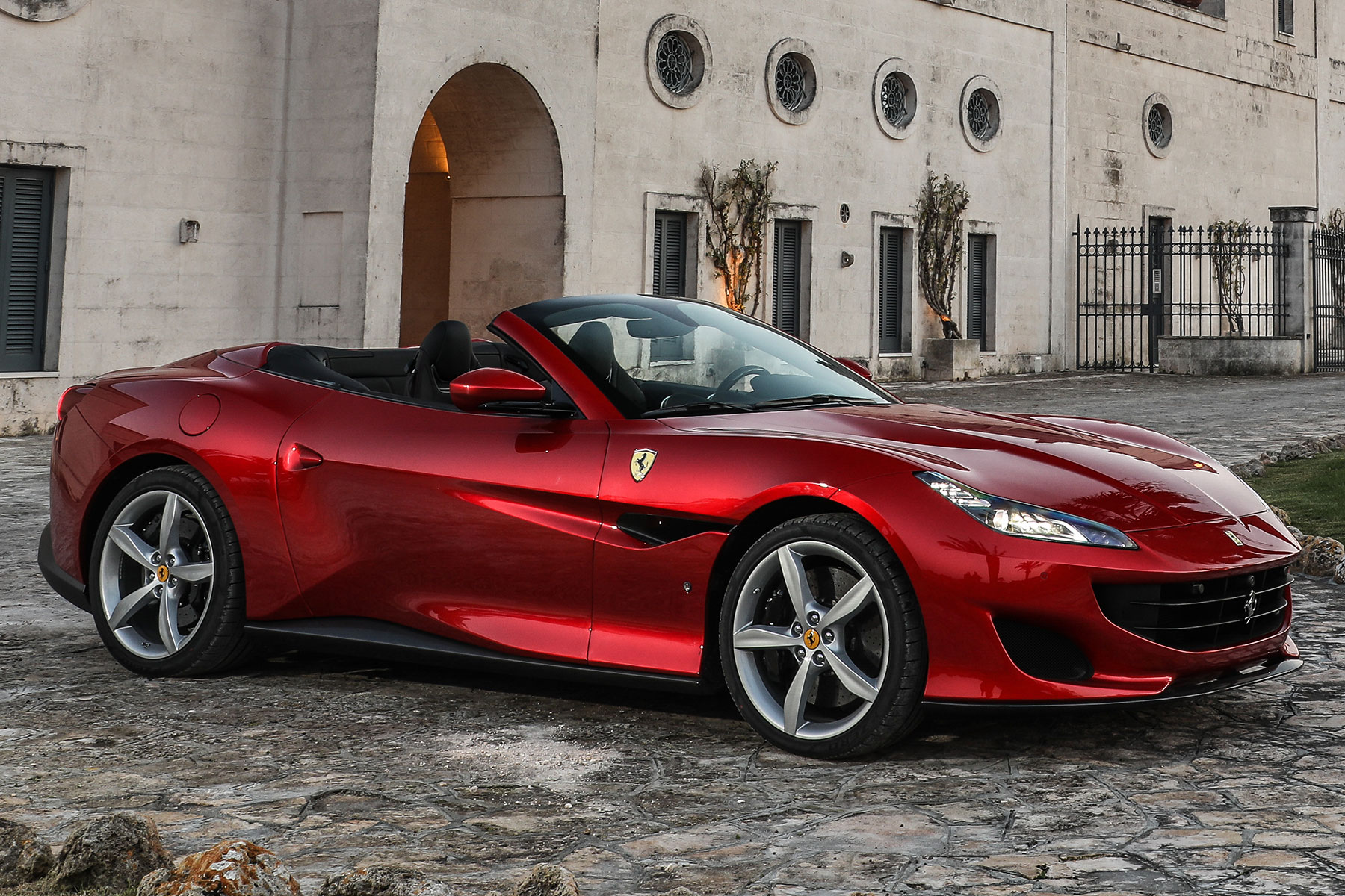 How Much Is A Ferrari California