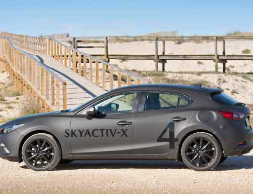 Mazda's new Skyactiv-X engine proves there's a future in petrol power